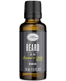 The Art of Shaving Beard Oil - Bergamot & Neroli, 1-oz.