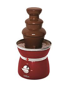 Salton Mini 3 Tier Chocolate Fondue Fountain