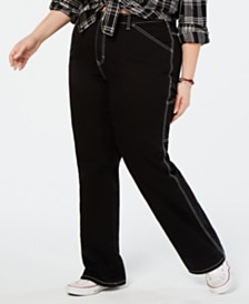 Dickies Trendy Plus Size Carpenter Pants