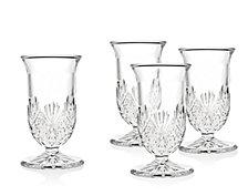 Godinger Dublin Set of 4 Whiskey Glasses