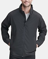 8e2a44f338eb DKNY Men s Lightweight Water Resistant Bomber Jacket