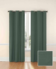 "Eclipse Microfiber Thermaback Blackout 42"" x 84"" Curtain Panel"