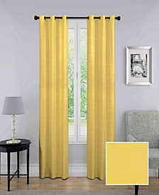 "Nikki Thermaback Blackout 40"" x 84"" Curtain Panel"