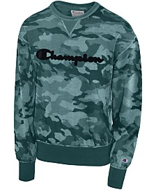 Champion Men's Camo-Print Hookup