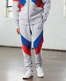 Champion Men's C-Life Colorblocked Track Pants