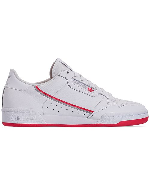 4f7f206523 adidas Women s Originals Continental 80 Casual Sneakers from Finish ...