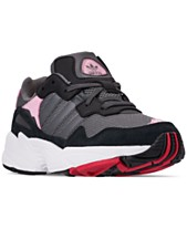 best sneakers 77bf6 ee8ca adidas Girls  Yung-96 Casual Sneakers from Finish Line