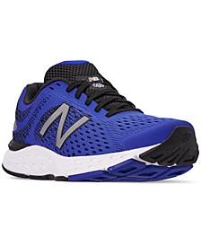 Men's 680 v6 Running Sneakers from Finish Line