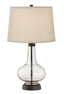 Pacific Coast Glass Table Lamp