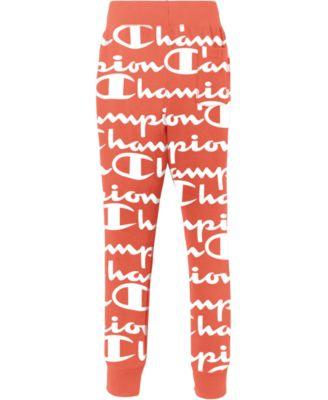 Men's C-Life Giant Logo-Print Joggers