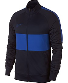 Men's Academy Dri-FIT Colorblocked Soccer Jacket
