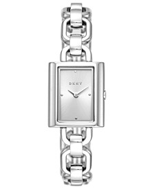 Women's Uptown Stainless Steel Bracelet Watch 21x24mm