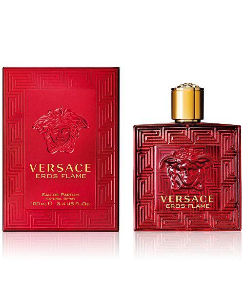 3463e7d698b9 Versace Men s Eros Flame Eau de Parfum Spray