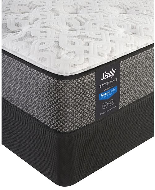 Queen Sealy Posturepedic Lawson Ltd 11 5 Cushion Firm Mattress Set