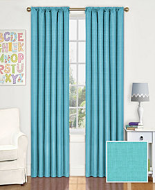 """Eclipse Kendall Blackout Window 42"""" x 95"""" Curtain Panel"""