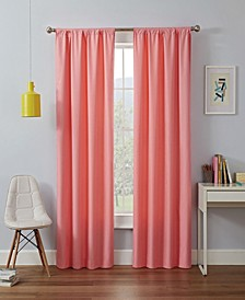 """Kendall 42"""" x 63"""" Blackout Curtain Panel"""