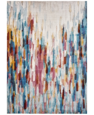 Closeout! Kas Arte Moderne 6103 Multicolor 4' x 6' Area Rug