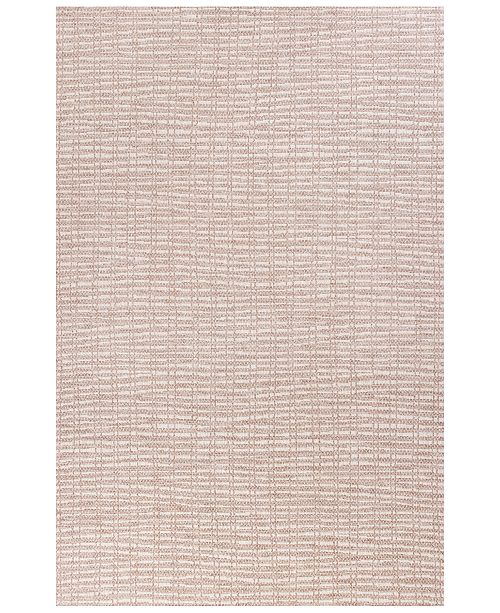 """Kas CLOSEOUT! Farmhouse Lifestyles 3210 Beige 3'3"""" x 4'11"""" Indoor/Outdoor Area Rug"""