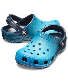 Crocs Toddler Boys & Little Boys Classic Ombre Clog K