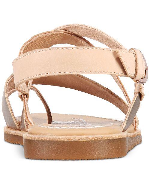 b04af47f3393 Sorel Women s Ella Crisscross Sandals   Reviews - Sandals   Flip ...