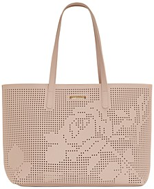 Receive a Complimentary Tote with any large $95 set purchase from the Women's fragrance collection