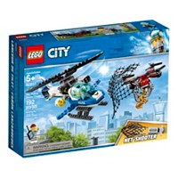 LEGO Sky Police Drone Chase