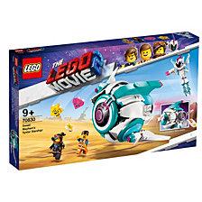 LEGO Sweet Mayhem's Systar Starship!