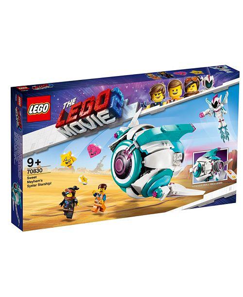 Lego Sweet Mayhem S Systar Starship 70830 Reviews Home Macy S
