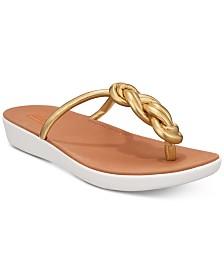 핏플랍 티에라 쪼리 발가락 샌들 - 3 컬러 FitFlop Tiera Flip-Flop Sandals