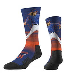 Noah Syndergaard Full Sublimation Crew Socks