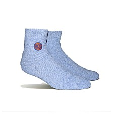 Women's New York Knicks Team Fuzzy Socks