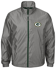 G-III Sports Men's Green Bay Packers The Executive Player Front Zip Jacket
