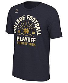 Nike Men's Notre Dame Fighting Irish College Football Playoff Bowl Bound T-Shirt 2019