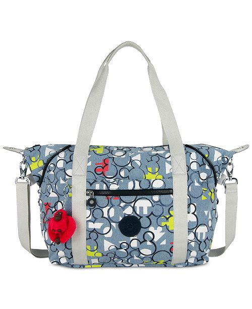 Kipling Disney's® Mickey Mouse Art Tote