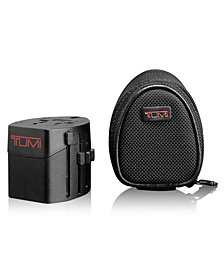 Tumi Travel Adaptor & Ballistic Case