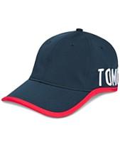 Tommy Hilfiger Men s Romeo Logo Embroidered Sport Cap 78fe45c8652