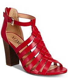 Women's Baxter Strap Block Heel Sandal