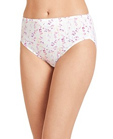 Women's Supersoft Breathe French Cut Underwear 2375, also available in extended sizes