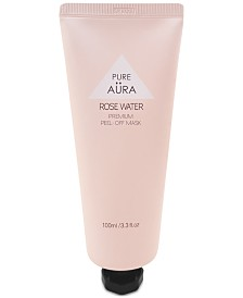 Pure Aura Rose Water Peel-Off Mask, 1 oz.