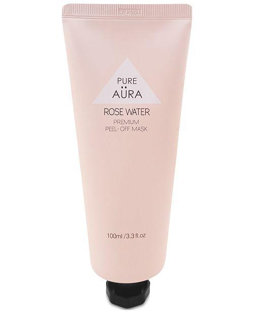 Pure Aura Rose Water Peel-Off Mask, 3.3 oz.
