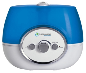 Image of PureGuardian H1250 Ultrasonic Cool Mist Humidifier