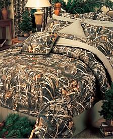 Realtree Max 4 Square Pillow