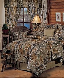 Realtree All Purpose Twin Comforter Set