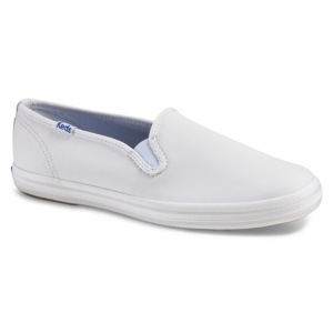 Keds Women's Champion Slip On Leather Sneakers Women's Shoes