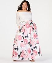 Plus Size Prom Dresses 2019 - Macy\'s