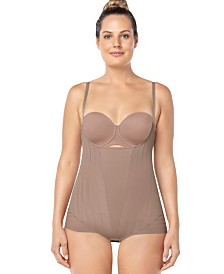 Undetectable Firm Control Bodysuit Shaper 018485