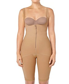 Slimming Open Bust Body Shaper With Thighs Slimmer