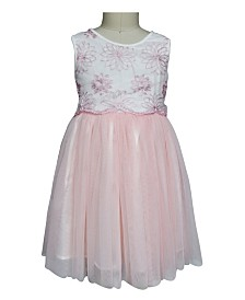 Baby Girls Special Flower Tulle Dress