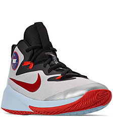 Nike Boys' Future Court SD Basketball Sneakers from Finish Line