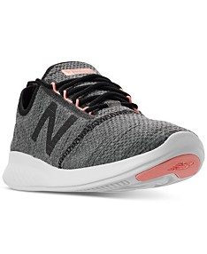 fca7046cba49 New Balance Women's FuelCore Coast V4 Running Sneakers from Finish Line